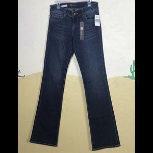 KUT NATALIE HIGH RISE BOOT CUT Jeans Size 0 REG